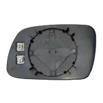 Peugeot 307 [01-07] Clip In Heated Wing Mirror Glass